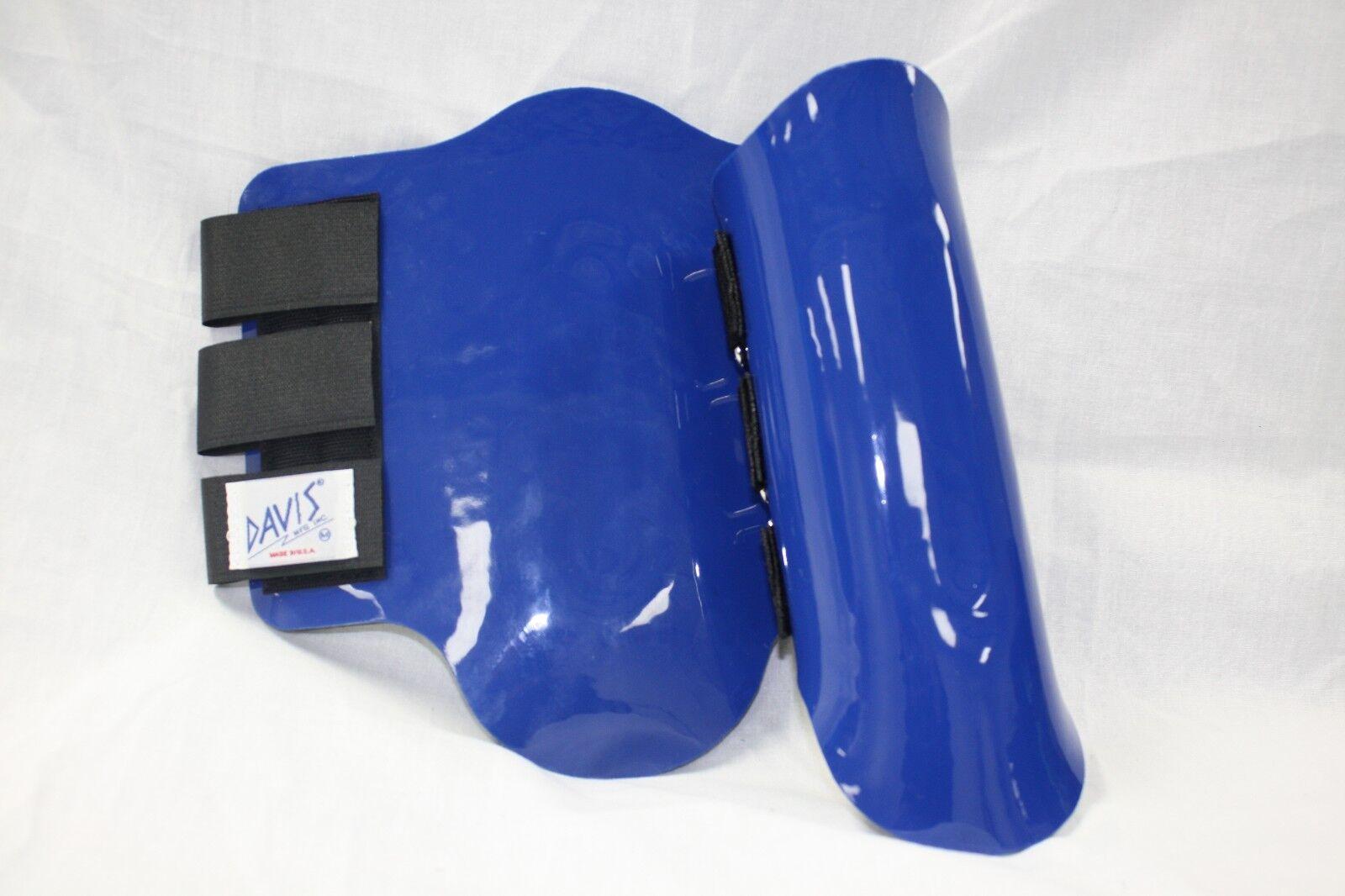 Davis Davis Davis Splint Stiefel in Gr. M  Western Gamaschen Made in USA für Vorderbeine bf819b