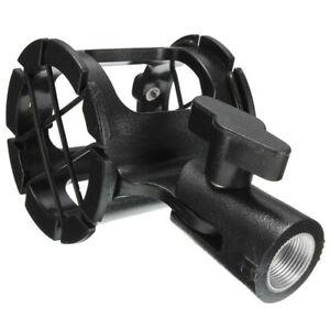 New-Universal-Mic-Microphone-Shock-Mount-Clip-Holder-Studio-Sound-Recording