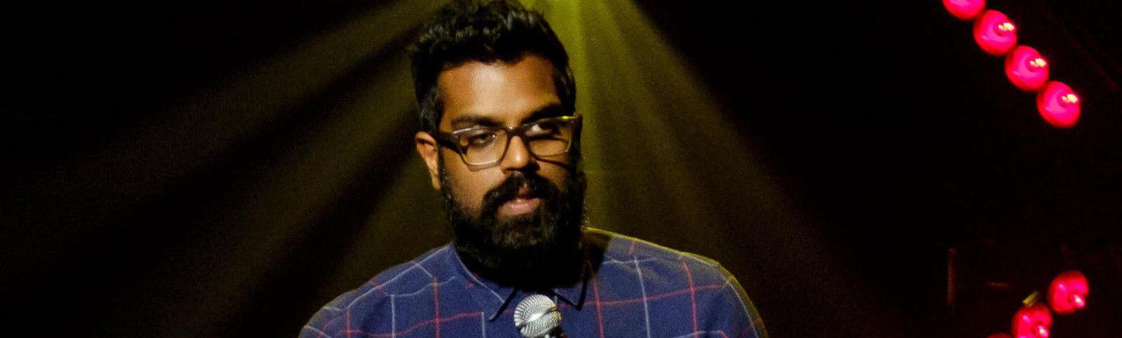 Romesh Ranganathan Tickets - StubHub UK 0cdd0a20d