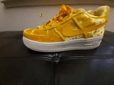 yellow velvet af1