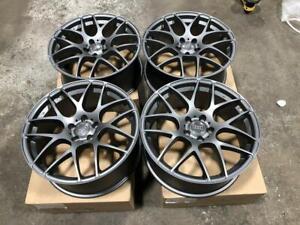 19 Gun Metal Wheels for Audi Calgary Alberta Preview