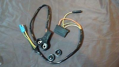 voltage regulator to alternator wiring harness 70 ford mustang v8 without  tach   ebay  ebay