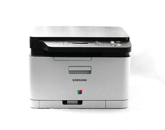 Samsung Xpress C460W Farblaser Multifunktionsgerät  (CH31R121)