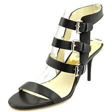 Michael Michael Kors Beverly Sandal Women US 8 Black Sandals NWOB  1677