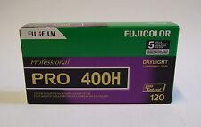 FUJIFILM PRO 400H Rollfilm 120 5er-Pack 9/2018