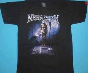 Megadeth-Countdown-to-Extinction-T-shirt