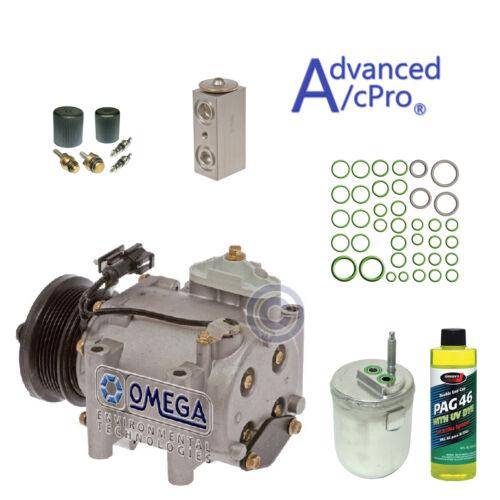 A//C AC Compressor Kit Fits 2000 01 02 03 04 05 2006 Lincoln LS V8 3.9L ONLY