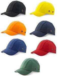 b-brand-Sicherheit-Stoss-Baseballkappe-Kopfschutz