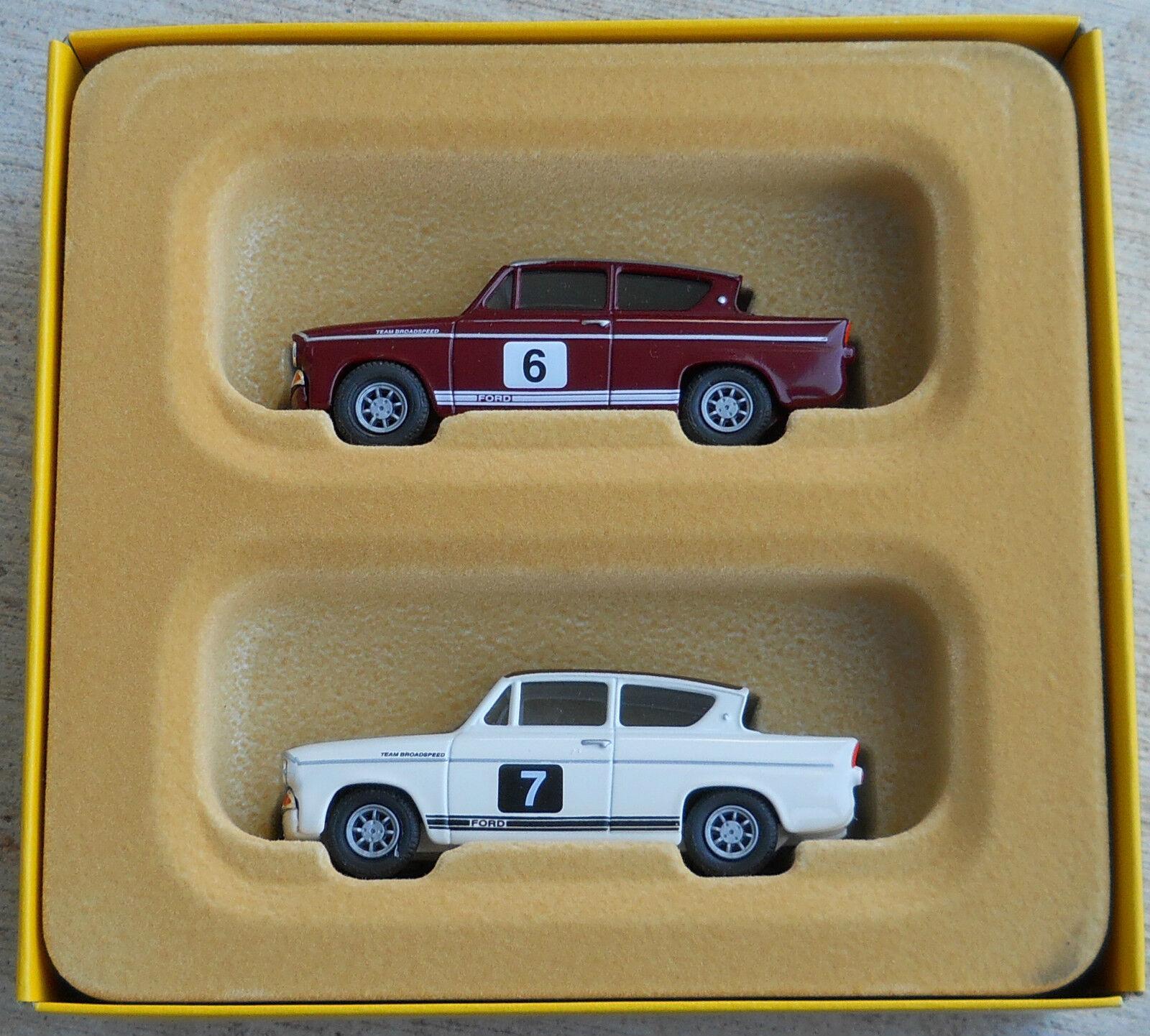 Vanguards Vanguards Vanguards broadspeed Racing Ford anglias ba1002 Menta en caja eeb0c7