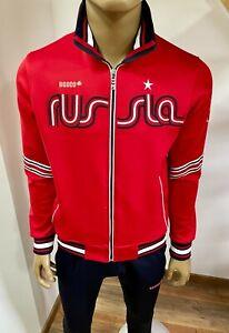 Bosco Sport RUSSIAN OLYMPIC TEAM Trainingsanzug Collection *NEW MODELL 2020* rot
