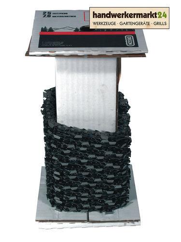 """OREGON Sägekette MultiCut 3//8/"""" 1,6 mm 409 TG 25 Fuß Rolle M75LPX025R"""