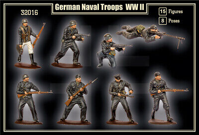 Mars Figures MS32015-1:32 WWII Japanese Infantry Neu