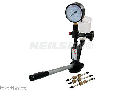 Injector Nozzle Tester for Diesel Engines With Gauge 0-60 MPA M12 – M18 0590