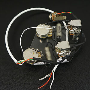 humbucker wiring harness pre wired upgrade dual    humbucker wiring harness    push pull  pre wired upgrade dual    humbucker wiring harness    push pull