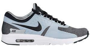 Nike air max nuovi uomini scarpe scarpe taglia zero: 6 colori: grigio / nero