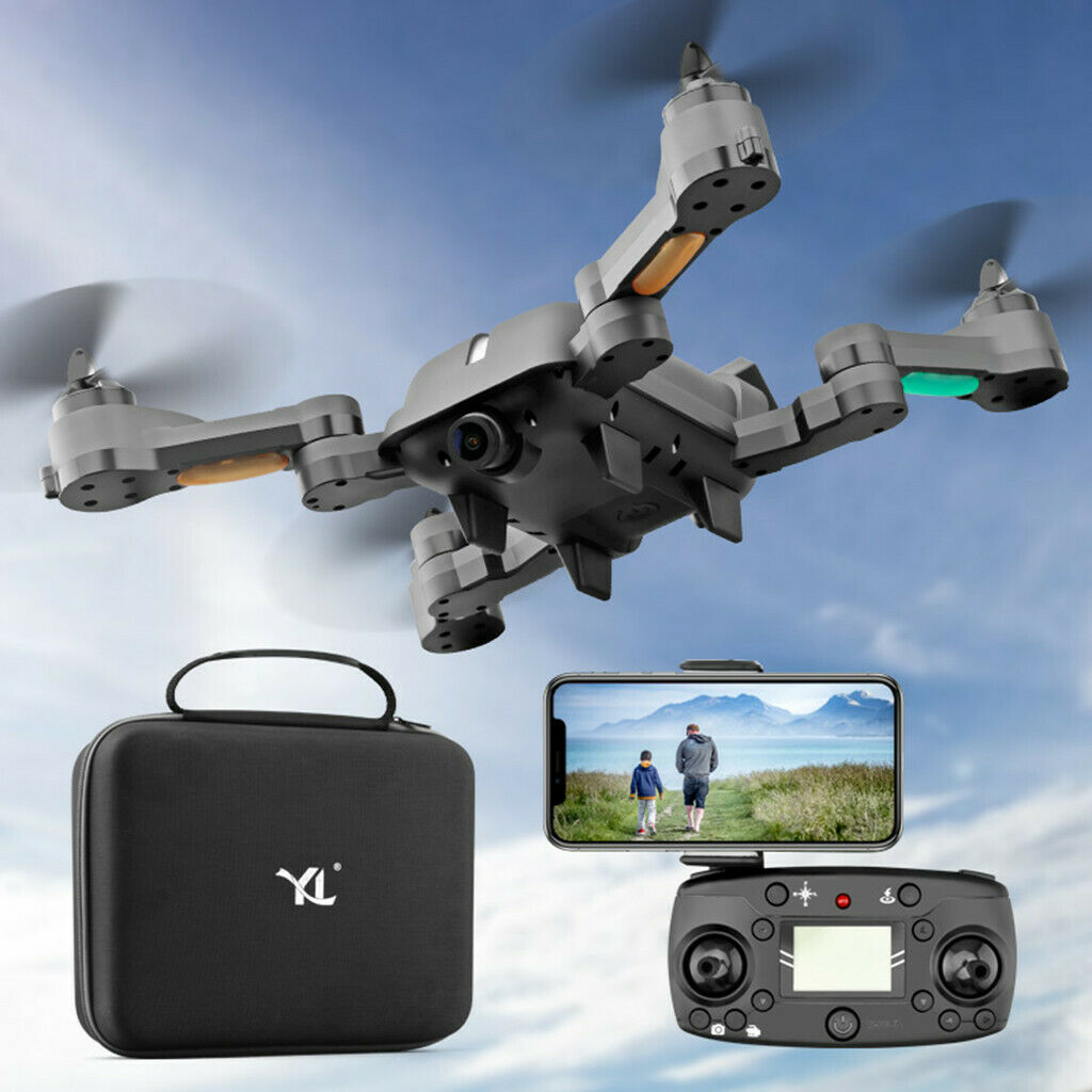 S3 RC Drone 5MP 1080P Wide Angle HD teletelecamera  GPS WIFI FPV Brushless Quadrocopter  i nuovi stili più caldi