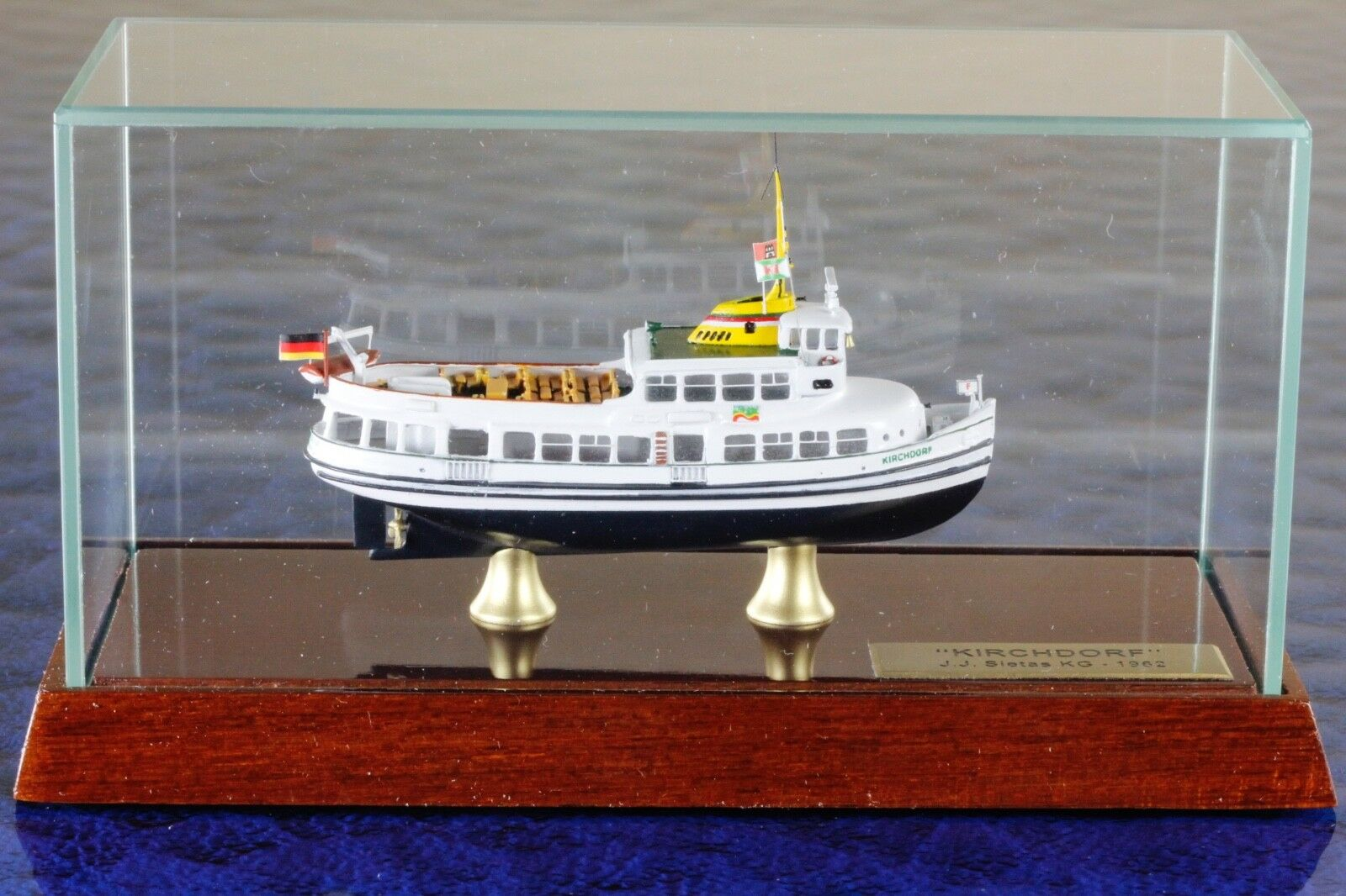 precios bajos todos los dias Kirchdorf fabricante Classic ship Collection 4158vr, 1 400 1 1 1 1250 barco modelo  genuina alta calidad