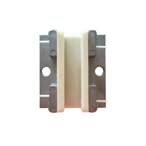 Details about 4PCS BIMORE Elevator/Lift Guide Shoe 80x16/10mm Use Kone  Elevator Parts