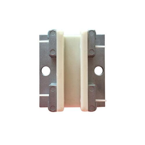4PCS BIMORE Elevator//Lift Guide Shoe  80x16//10mm Use Kone Elevator Parts