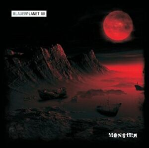 HANSEKLANG-BLAUER-PLANET-TEIL-8-MONSTER-MOORHAHN-HANNES-CD-NEW