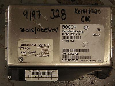 1998 1999 BMW E36 M52 323i 328 328i Transmission Control Computer TCU WARRANTY