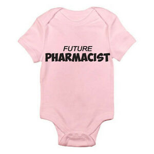 PHARMACIST FUTURE - Chemist / Healthcare / Novelty Themed Baby Grow / Romper