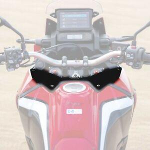 08026M-Wind-Deflector-Matt-Black-for-Honda-CRF1100L-Africa-Twin-2020-gt