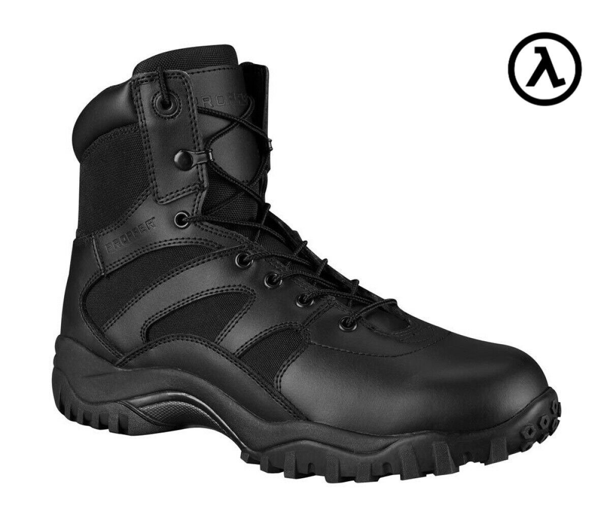 PROPPER 6  TACTICAL DUTY SIDE-ZIP BOOTS F4522  ALL SIZES - NEW