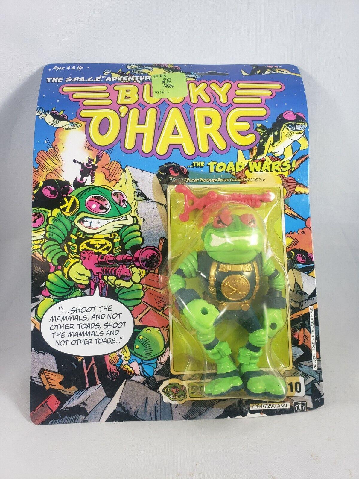 Bucky O /'hare Action Figure completa 1991 Hasbro