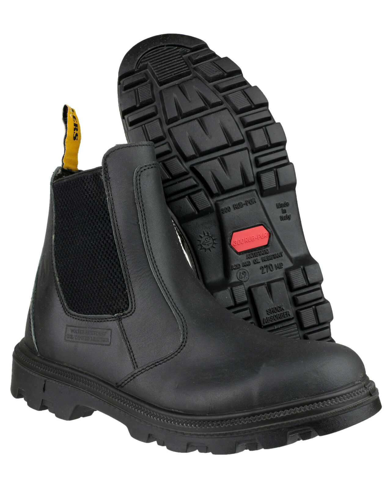 Amblers FS129 Safety Punta Acciaio Uomini Industriale shoes da Lavgold