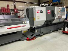 Haas Ds 30y With Barfeeder 318 Swing 18 Max Part Dia New 2013 Sm
