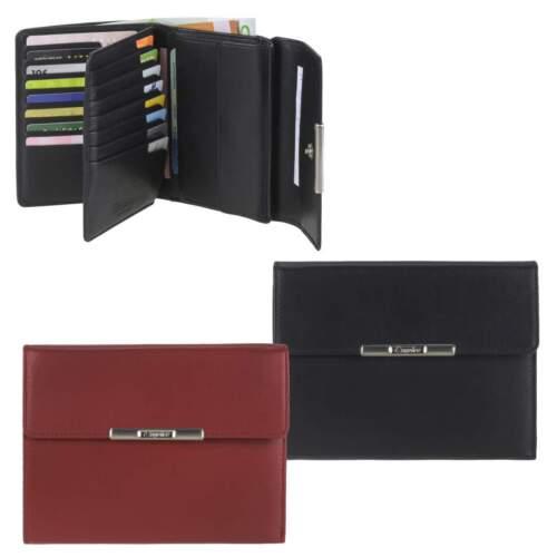 Portemonnaie Vielen 20 Rfid Kompakt Damen Großes Geldbörse Kartenfächern Mit nXPg5q0w