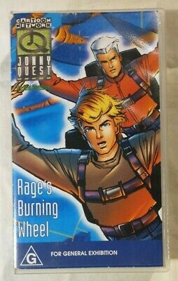 Burning Series The Quest