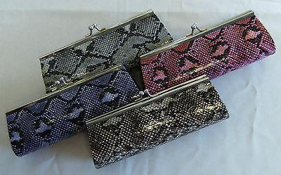schöne Abendtasche Clutch Bag Tasche in 4 Farben