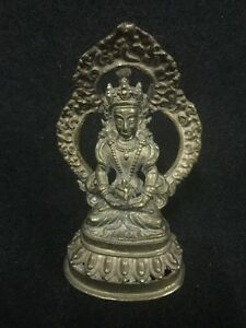 Brass/Bronze Antique Buddha