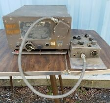 Bendix MN-26C Radio Compass with type mn-28c remote control unit