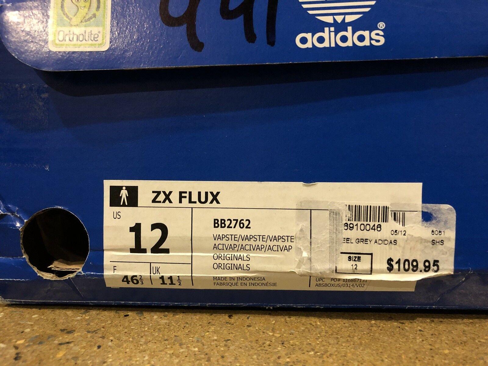 Adidas zx - flux - größe 12 grüne us - männer - grüne 12 schuhe turnschuhe 9ee5af