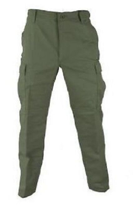 Propper us BDU Combat Army exterior pantalones Pants campo  pantalones verde oliva xxlarge regular  varios tamaños