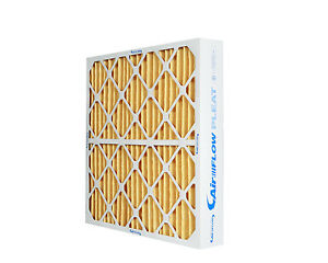 Merv 11 20x25x4 Pleated Furnace Filters A C 6 Pack Ebay