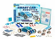 Smart Car Robotics Thames & Kosmos Remote Control Programable Car Science Kit