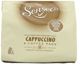douwe egberts cappuccino pads