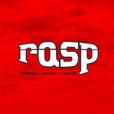 RASP Radiate Power Words CD Digipack 2015 Matt Howden SIEBEN