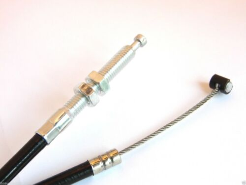 Clutch Cable Extended For Kawasaki ZX-9R 900 C//D Ninja Kat Handlebar Conversion