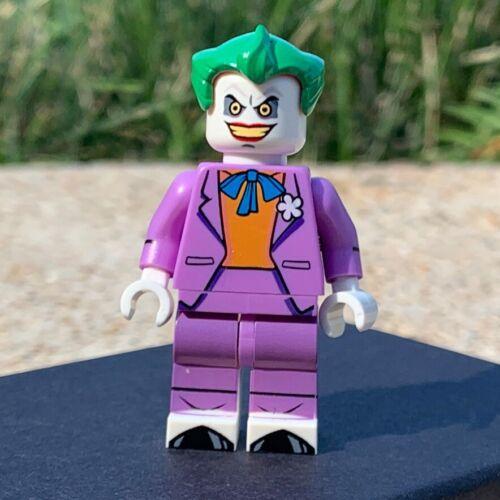 LEGO Custom PAD Printed DC Comics Animated Joker Minifigure Minifig LIMITED