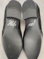 Schuhsticker 'Help me!' – 13 Farben Hochzeit Aufkleber Schuhe Schuhaufkleber