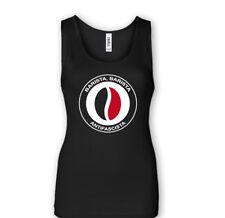 KNT HLZ Kantholz Girls Shirt Antifaschistische Aktion Antifa Gegen Nazis Punk Hc