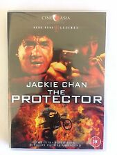 the protector dvd jackie chan cine asia hong kong legends new and sealed dvd.