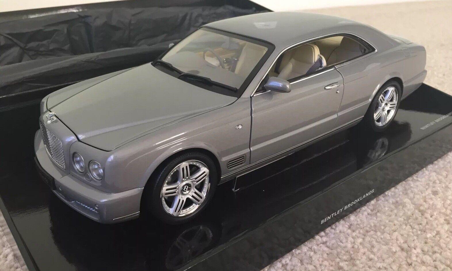 1 18 MINICHAMPS rare soldout Bentley Brooklands Dealer Edition