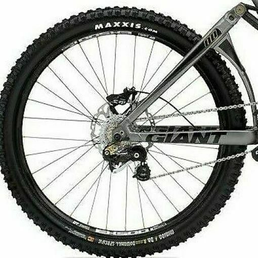 Nuevo 2011 GIANT GLORY 0 DT SWISS EX500 Mountain Bike Rueda Trasera De 26  Discos