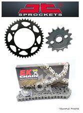 Kawasaki KLR650 90-11 JT/EK 520SRO6 O-ring Chain and Sprocket Kit